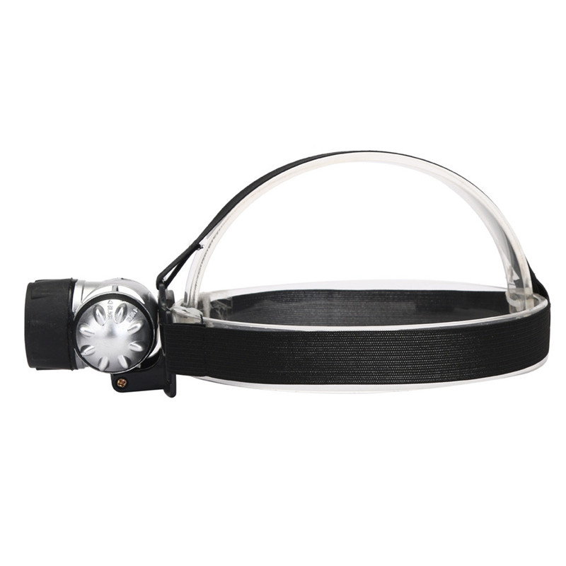 7LED Headlamp Headlight Flashlight Head Light Lamp Torch Head lamp