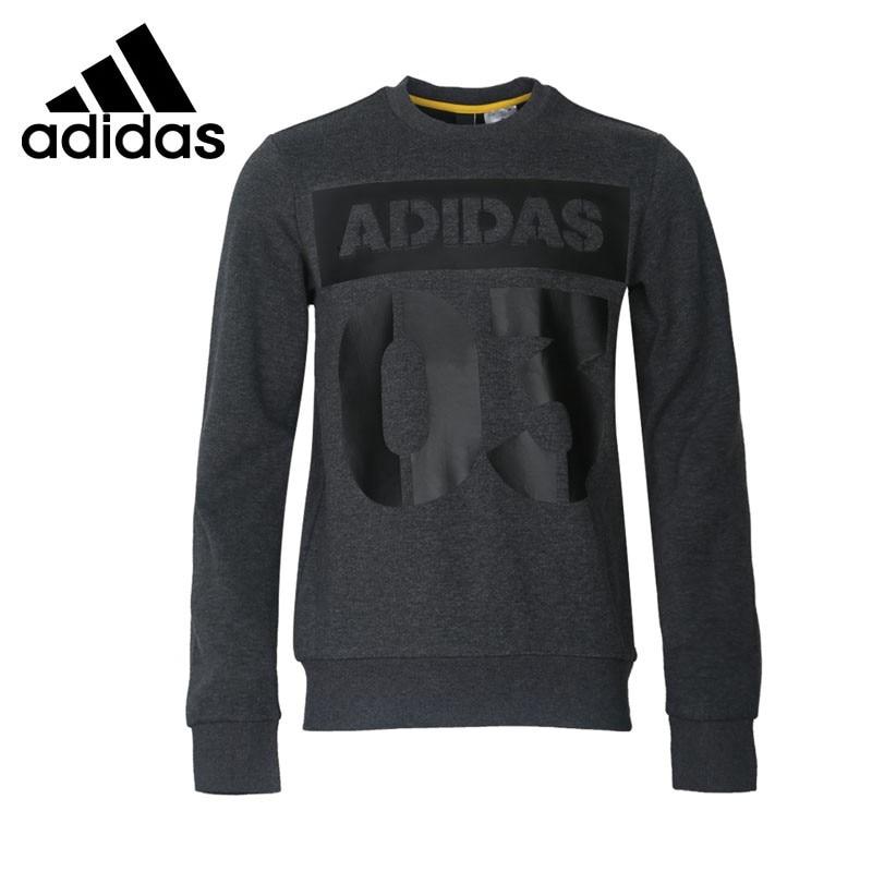 Original New Arrival 2017 Adidas UH SWT GFX LNR Men's  Pullover Jerseys Sportswear adidas original new arrival official neo women s knitted pants breathable elatstic waist sportswear bs4904