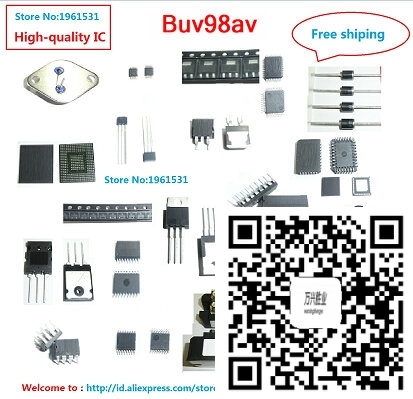 Buv98av transistor, Pwr MOD npn, Isotop 1 pcs 1PCS/LOT In stock qfn ltc2184up ltc2184cup 1pcs in stock