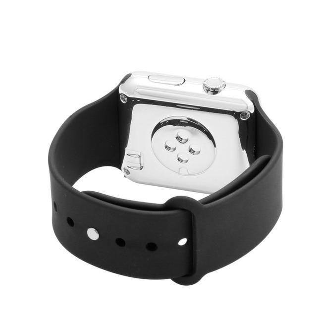 Montre numérique hommes femmes Silicone LED Sport montre-Bracelet numérique 5