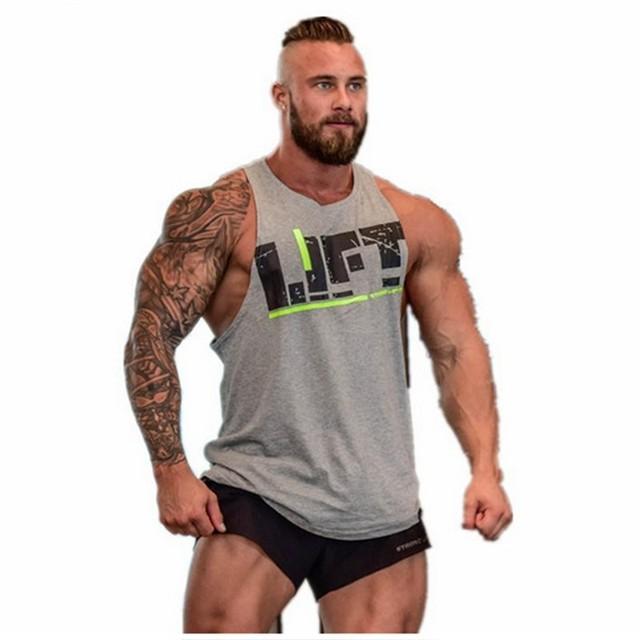 Fitness Tank For Men