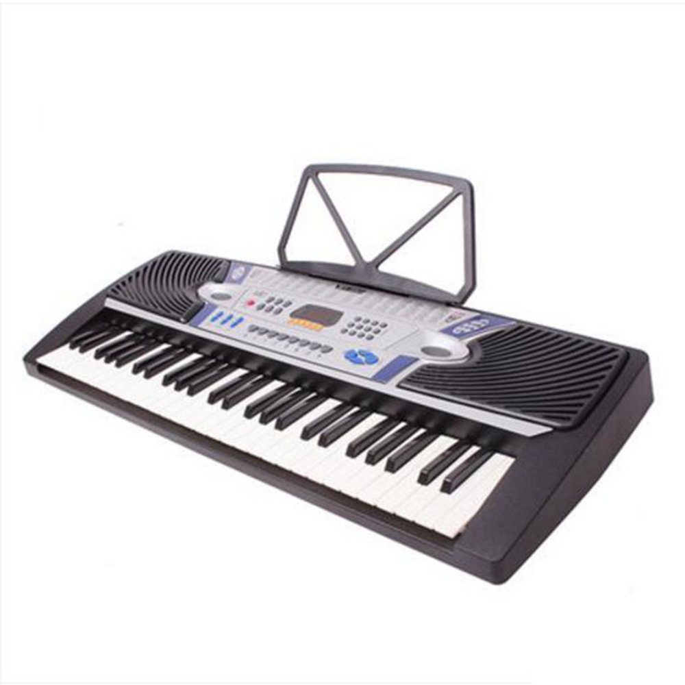 US $151 25 |Free shipping midi keyboard music piano digital 54 key teaching  adults or children beginners electronic organ /J006-in Teaching Resources
