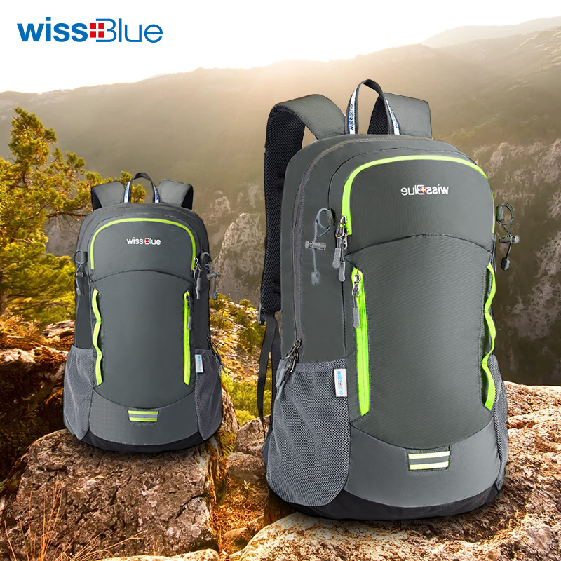 35L Waterproof Climbing Bag Travel Backpack Bike Bicycle Bag Camping Hike Laptop Daypack Rucksack Outdoor Men Women Sport Bag quality innovation bicycle infantry pack 14 6 inch waterproof and scratch resistant outdoor leisure men and women bike backpack