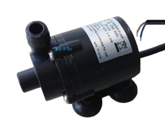 Mini Submersible Motor Solar Water Pump DC 12V 4W 280L//H Flow Waterproof