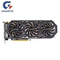 GIGABYTE GTX 970 4GB Video Card Original GTX970 GPU Graphics Cards for nVIDIA Geforce GTX970 Map VGA Hdmi Dvi Cards PCI E X16