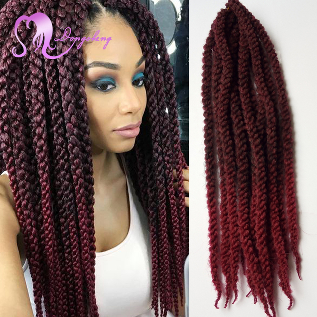 3d cubic twist crochet braid hair 120gpack crochet hair 3d cubic twist crochet braid hair 120gpack crochet hair extensions afro kinky twist braid pmusecretfo Images