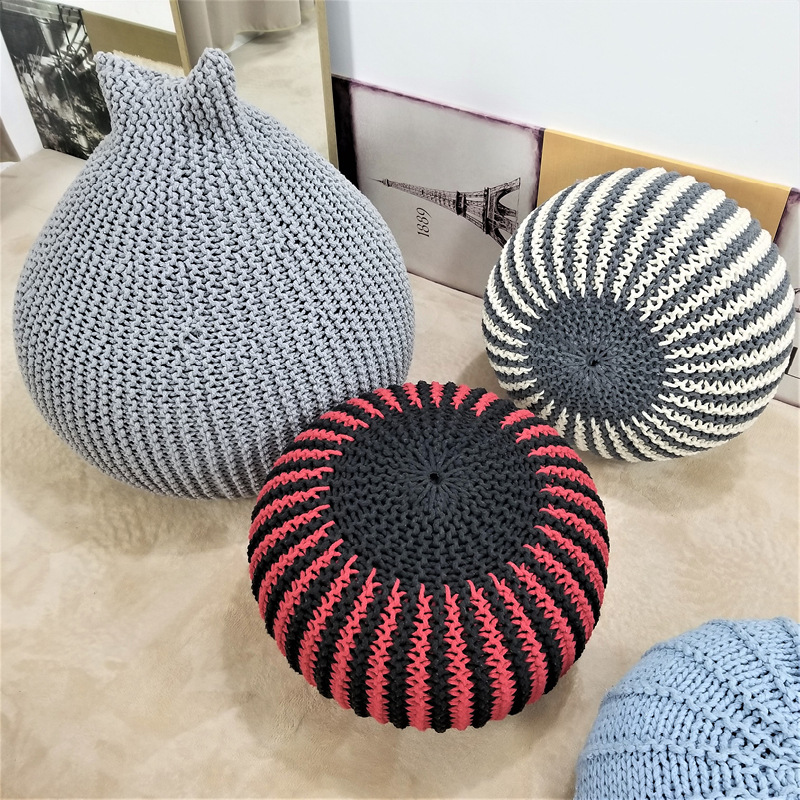 Handmade Modern Style Lazy Sofa Kids Bean Bag Sofa Chair Living Room Children Single Cushion Sofa Bed Tatami Home Decoration 9
