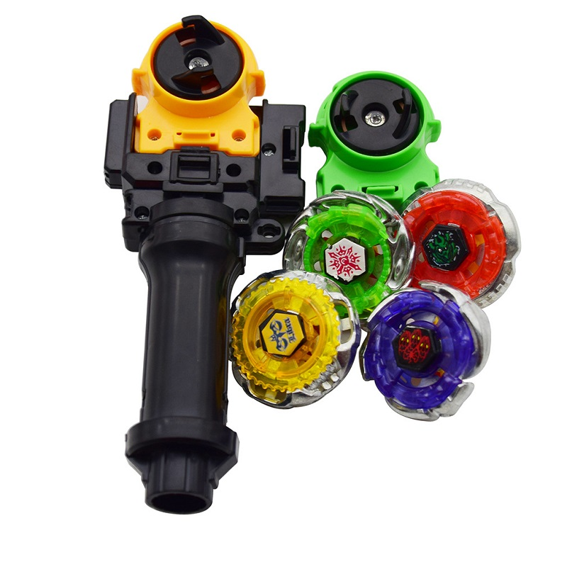 %name Gyroscope Top Fusion Mental orbiter toupie Spinner Bearing Titanium Beyblade Launchers