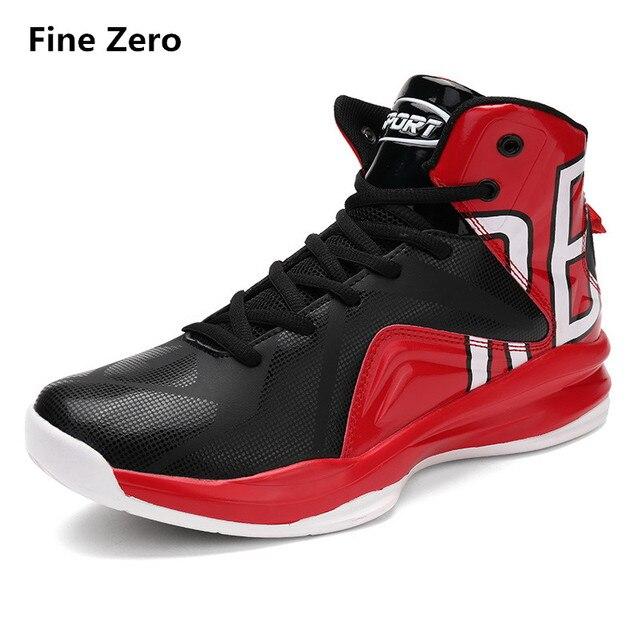 the latest d4133 491e4 Fine Zero hombres tamaño grande 46 trainers Basket mujer auténticos zapatos  de baloncesto clásico retro hombres