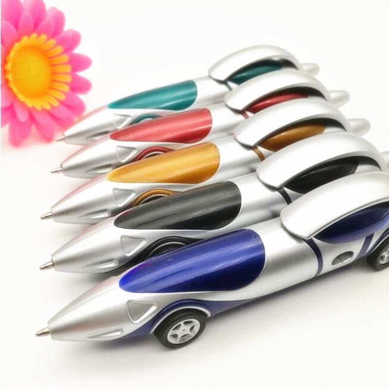 2pcs Skateboard Design Ballpoint Pens Children Praize Gift Office Creative Toys