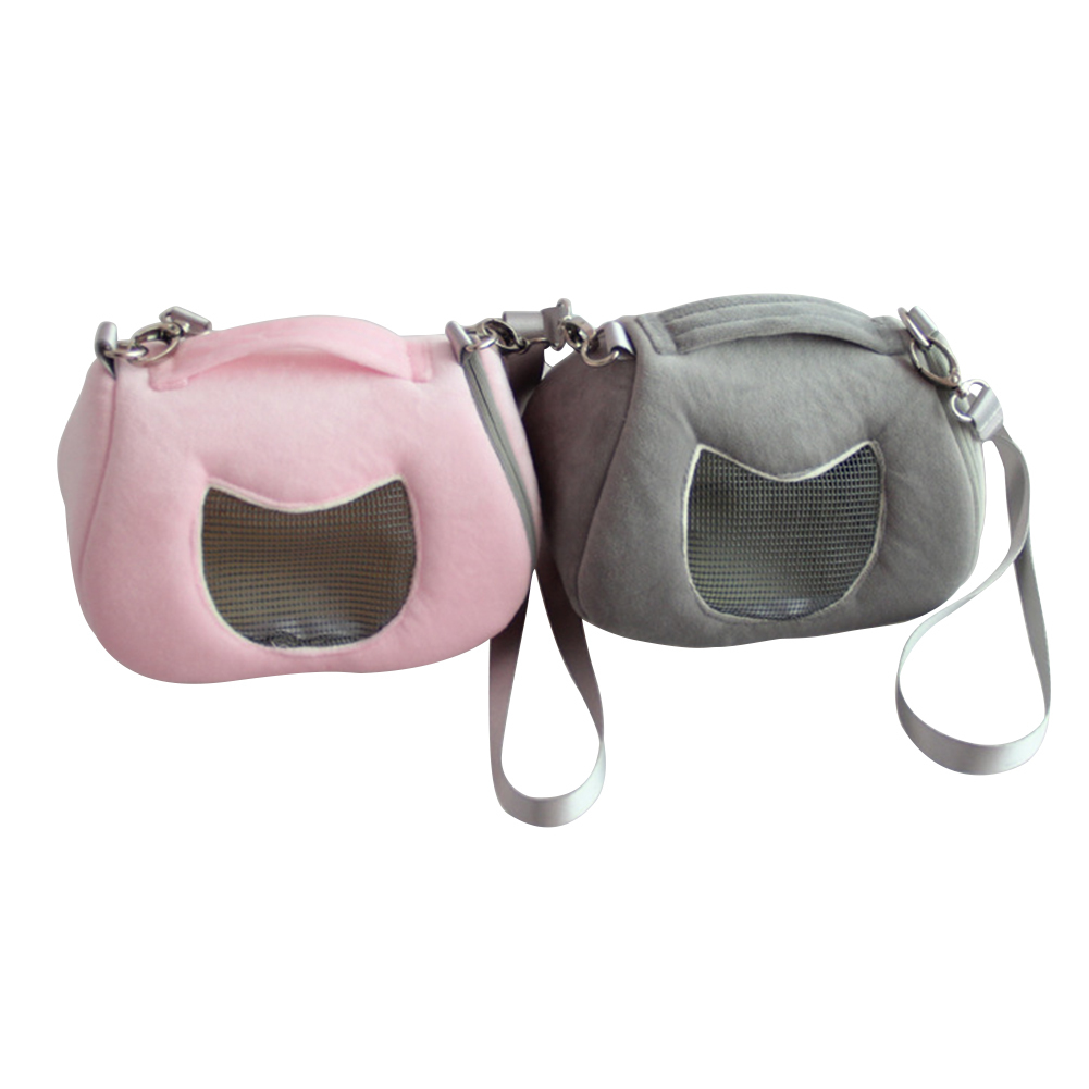 Portable Small Pet Carrying Bag Hamsters Bag / Mole Portable Small Pet Bag / Outdoor Backpack Guinea Pig Bags