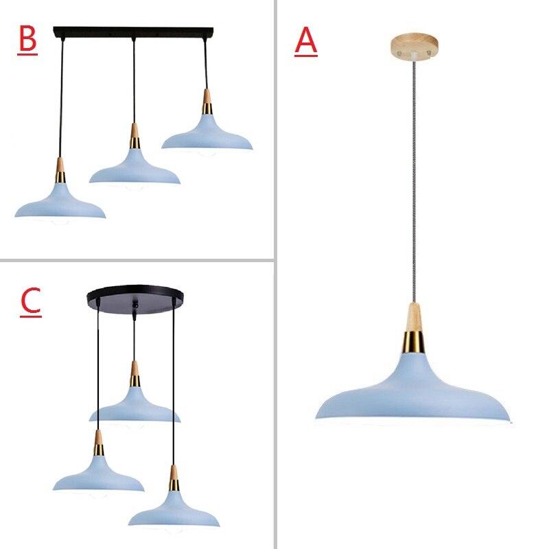 Kitchen Pendant Light Bedroom Lamp Bar Ceiling Light: Aliexpress.com : Buy Blue Pendant Light For Kitchen Island