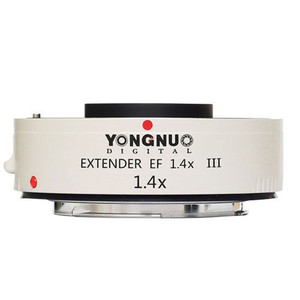 Image 2 - Yongnuo YN1.4XIII YN 1.4XIII Extender śladu środowiskowego 1.4X telekonwerter automatyczne ustawianie ostrości obiektyw do modeli Canon pełne automatyczne ustawianie ostrości 1D X 1Ds 1D 70D 7D 80D 7DI