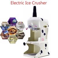 Elektrische Ijs Crusher 220V Ice Verpletterende Machine Commerciële Ijs Machine 568-in Ijsmaker van Huishoudelijk Apparatuur op