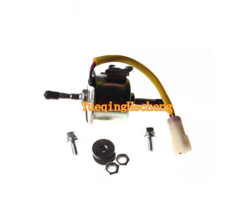 Fuel Pump 8971491820 897149182 For Excavator Generator 4LE1 4LE2 4le1 water pump 8 94140341 0 8972541481