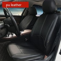 New Luxury PU Leather Auto Universal Car Seat Covers Automotive Seat Covers For Toyota Lada Mazda