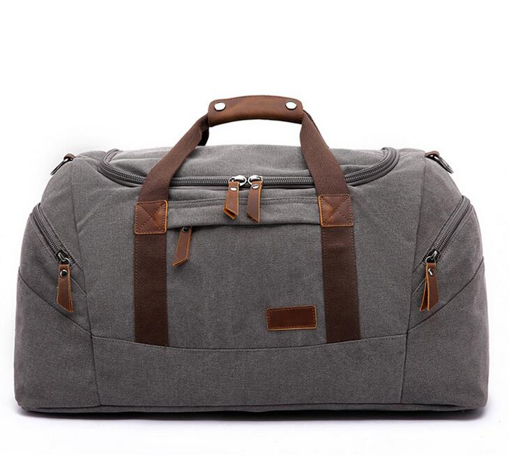 Canvas Travel Bag Large Capacity Men Hand Luggage Travel Duffle Bags Nylon Weekend Bags Women Multifunctional Travel Bags scione nylon travel bag large capacity men hand luggage travel duffle bags nylon weekend bags women multifunctional travel bags