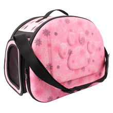 Foldable Comfortable Soft Cat Carriers
