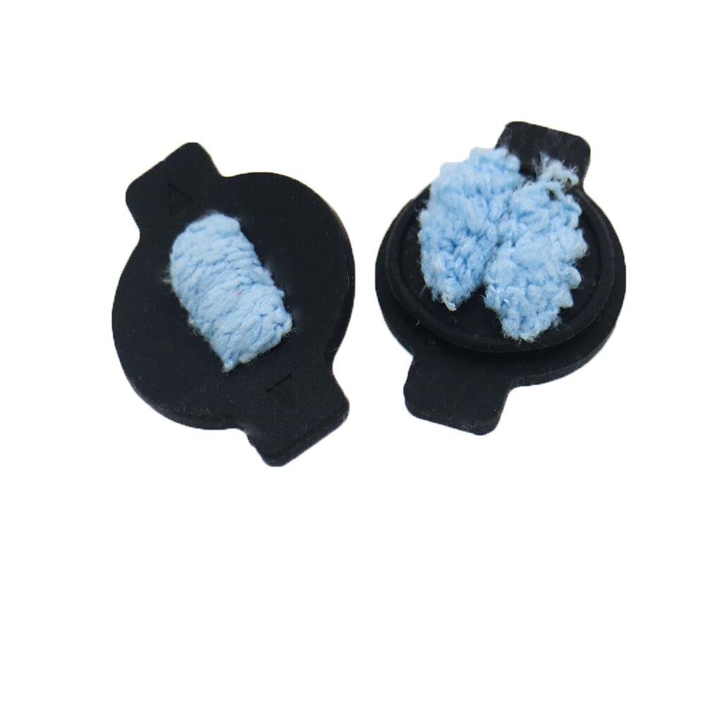 2Pcs Water Wick Cap kit for iRobot Braava 380 380t 320 Mint 4200 4205 5200 5200C Robot replacement Vacuum Cleaner Parts 7 2v 2200mah ni mh replacement battery pack for irobot mint 5200 5200b 5200c braava 380t floor cleaner