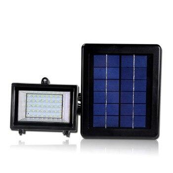 40 LEDs Solar Floodlights  solar powered LAMP yellow/White/green Outdoor lighting landscape/Garden/yard decoration light
