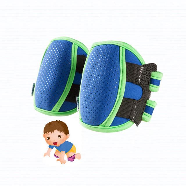 Cunas ajustable Rodillera Cuidado Del Bebé Calentadores de La Pierna Bebé Movimiento Activo