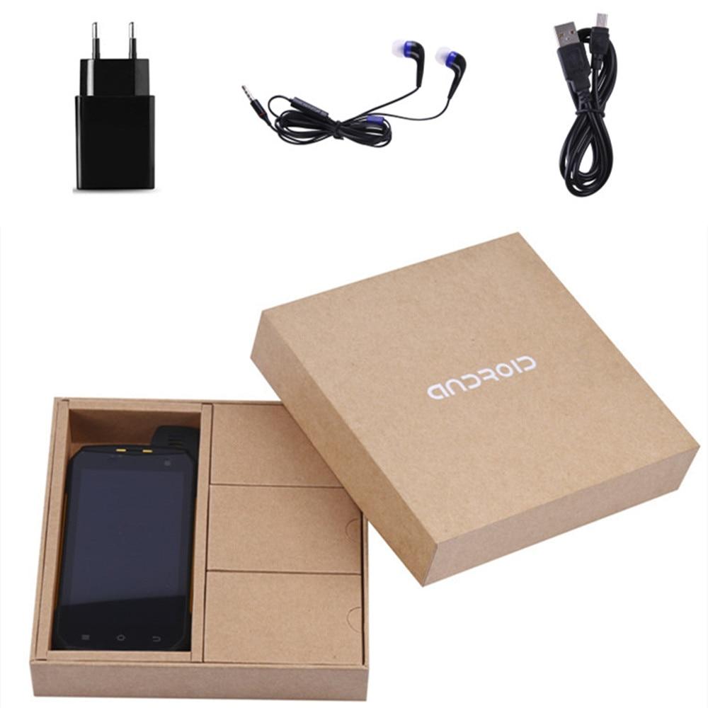 Originale SERVO B6000 MTK6755 Octa Core 4G 64GB Android 6.0 OS 13MP 5000mAh IP68 Supporto Del Telefono Mobile senza fili Walkie Talkie 4.7 - 6