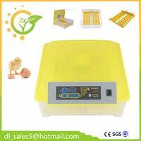 Hot Sale Mini Industrial Brooder Hatchery Machine Fully Automatic Egg Incubator