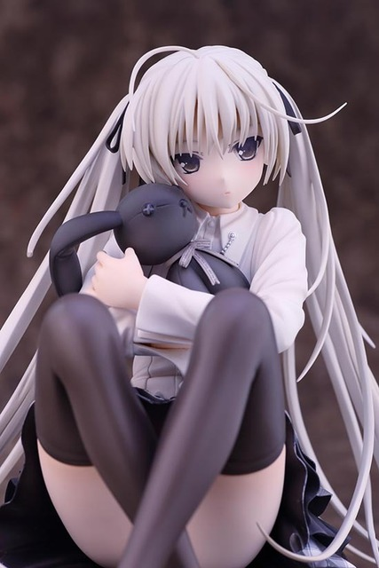 18cm Kasugano Sora Sexy Anime Yosuga no Sora Action Figure PVC Collection Model toys brinquedos for christmas gift free shipping
