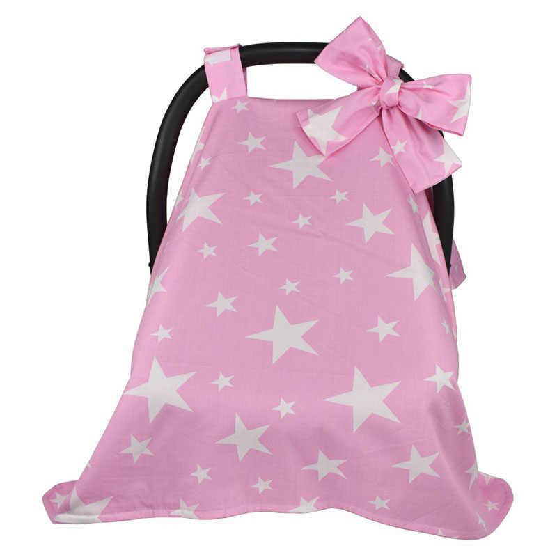 Carrozzina parasole del bambino di sicurezza cestino ombra parabrezza copertura antipolvere multi-funzione anti-peep della copertura del panno