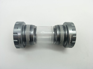 Image 4 - Hợp Kim Nhôm Xe Đạp Fixed Gear Crankset 170mm 110 BCD Xe Đạp CNC Rỗng Quay Chainwheel 34 50T chân đế