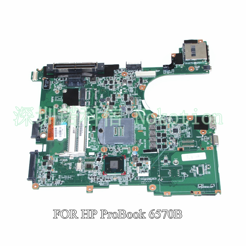 NOKOTION 686972-601 686972-001 for HP Probook 6570B Laptop motherboard SLJ8E HM76 DDR3 690026 001 690026 501 for hp elitebook probook 6570b laptop motherboard ddr3 686975 001 686976 001 free shipping 100
