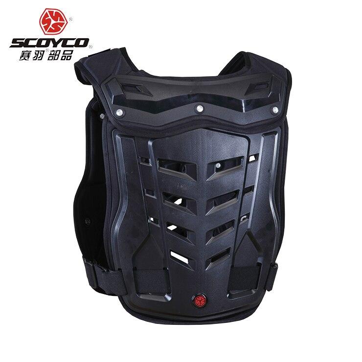 Motocross hors route armure de course professionnel moto armure veste équipement de protection