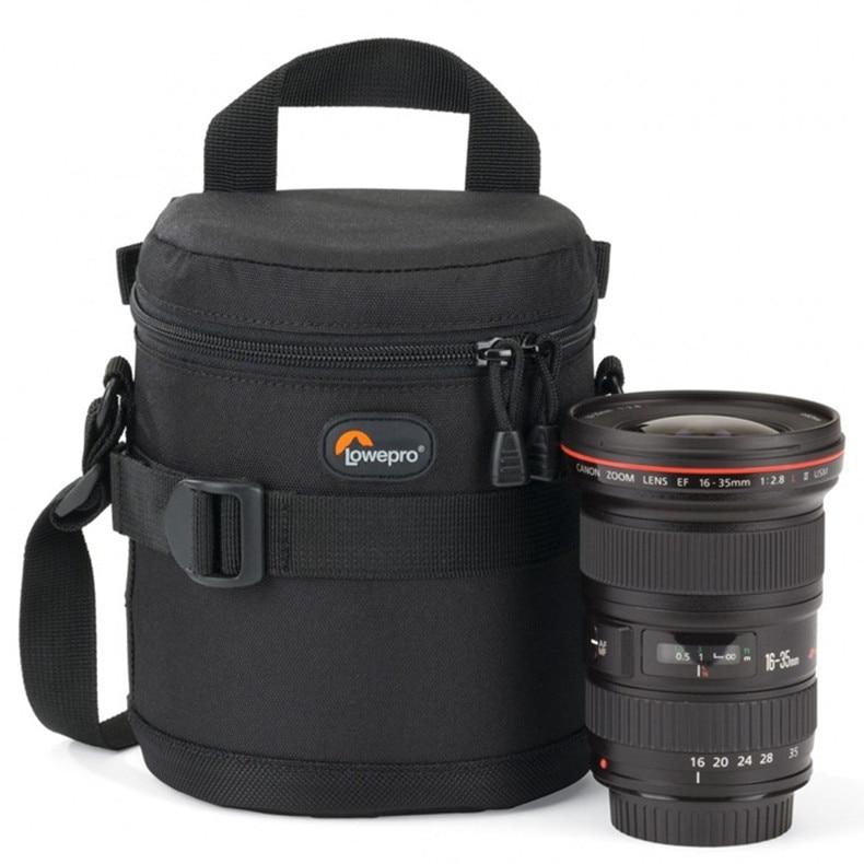 Gratis frakt NYHET Lowepro objektivfodral 11 x 14 cm väska för - Bälten väskor - Foto 2