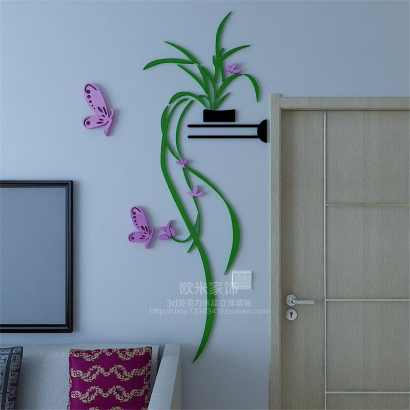 Cheap Wall Hangings online get cheap wall hangings decorative plant 3d -aliexpress