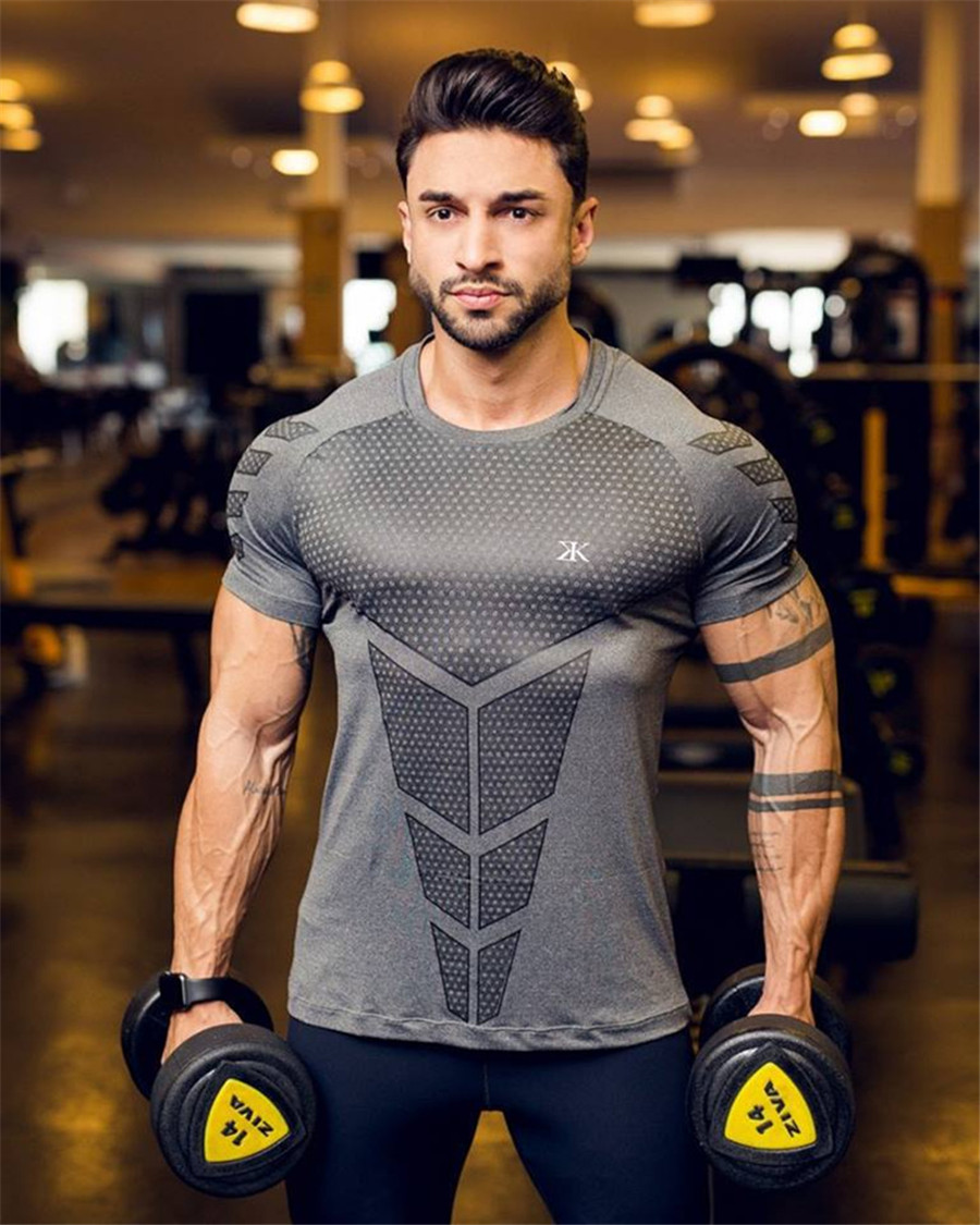 Men Workout Shirt 81