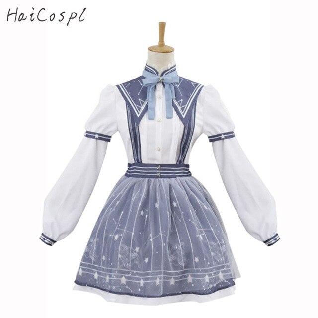 Wunder Nikki Cosplay Kostüm Kleid Up Spiele Lolita Kawaii Anzug ...
