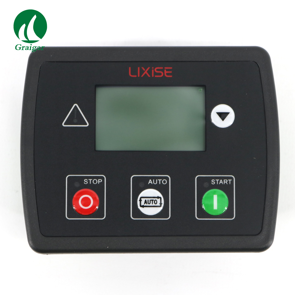 New LIXiSE Generator Controller LXC706 Diesel Generator Auto Start Control an small Automatic Engine Control Module free shipping dse7310 generator controller auto start control module suit for any diesel generator