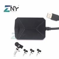 ZNY беспроводной шин давление мониторинга системы для Android 4,4 + Автомобильный плеер Bluetooth TPMS Авто сигнализация с 4 Датчики