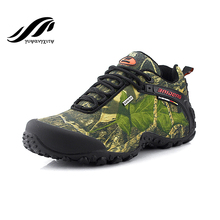 Super hot autumn&winter hiking shoes authentic quality trekking shoes outdoor men trekking shoes waterproof sports shoes