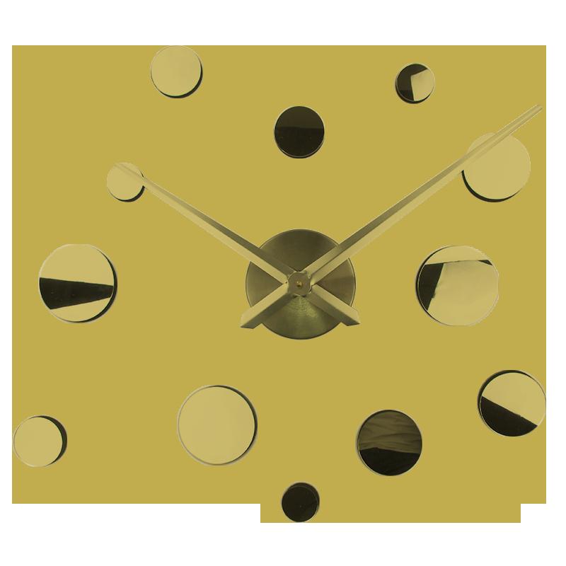 Us 1498 20 Off2019 Neue Rund Set 3d Acryl Spiegel Wanduhren Diy Aufkleber Hause Dekoration Wohnzimmer Große Horloge Murale In Wanduhren Aus Heim