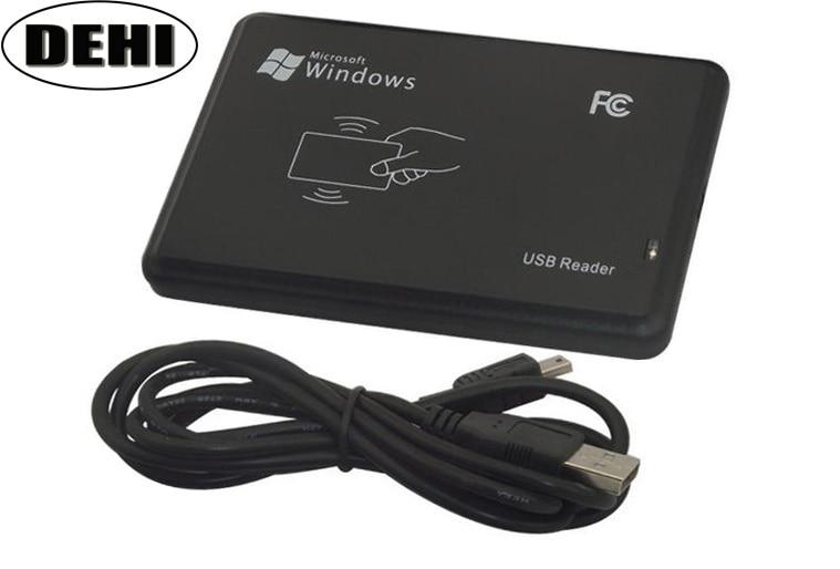 10 pz/lotto di Alta Qualità 13.56 mhz RFID IC Card Tag Reader (sola Lettura) USB 2.0-in Lettori schede di controllo da Sicurezza e protezione su AliExpress - 11.11_Doppio 11Giorno dei single 1