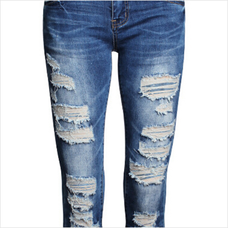 Compare Prices on Womens Distressed Jeans- Online Shopping/Buy Low ...