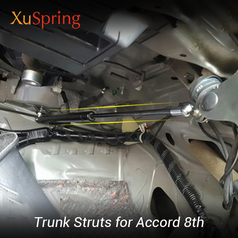 For Honda Accord 8TH Euro Acura TSX Inspire Proton Perdana 2007-2015 Car Rear Tailgate Spring Shock Strut Bars Auto-Open Styling