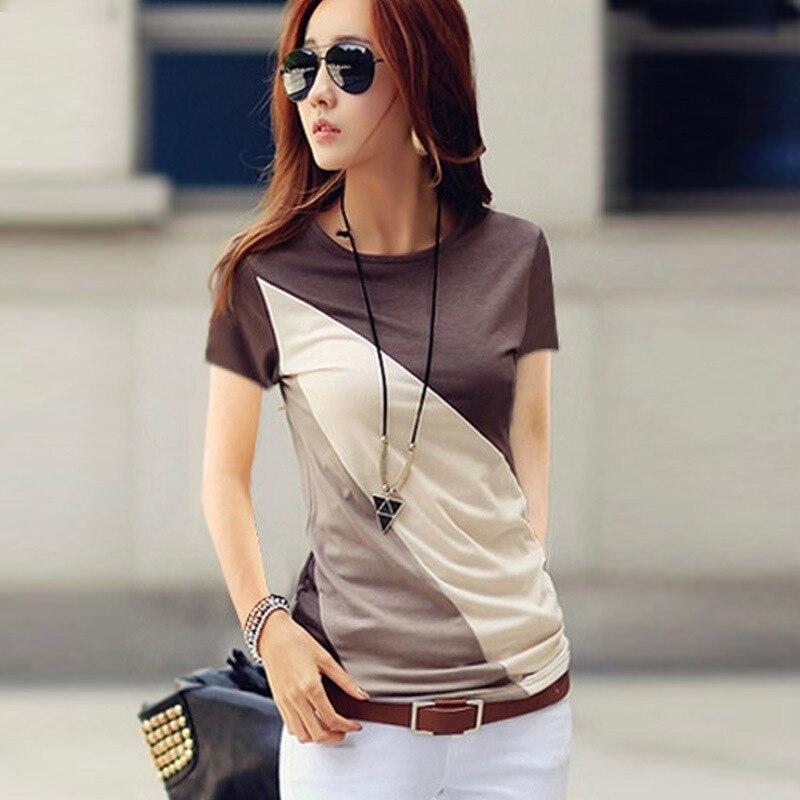 Vrouwen T-shirt Korte Mouw t-shirt Voor Vrouw Womens Tops 2018 Tee Shirt Femme Kawaii Kleding Casual tshirt Camisetas Mujer CS75