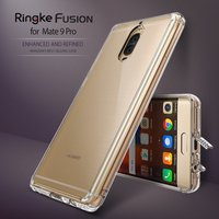 Originele Ringke Fusion Clear Tough PC Back Panel + Tpu voor Huawei Mate 9 Pro Drop Bescherming Hard Cover voor mate 9 pro