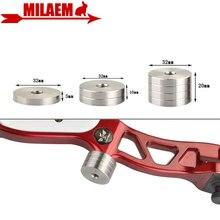 1 pc Boogschieten Stabilisator Contragewicht 5/16 Draad Recurve Boog Balans Schokdemper Spare Gewicht Schieten Jacht Accessoires