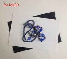 "2pcs (1Black 1 white) Free shipping 7 ""X10"" Acrylic photo studio background reflector plate Perfect for MK30 photo light box"