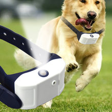 Dog Training Collar Stopper Efficient Auto Spraying Durable Utility Portative Anti-Bark Device for Outdoor Puppy Training Dogs(China)