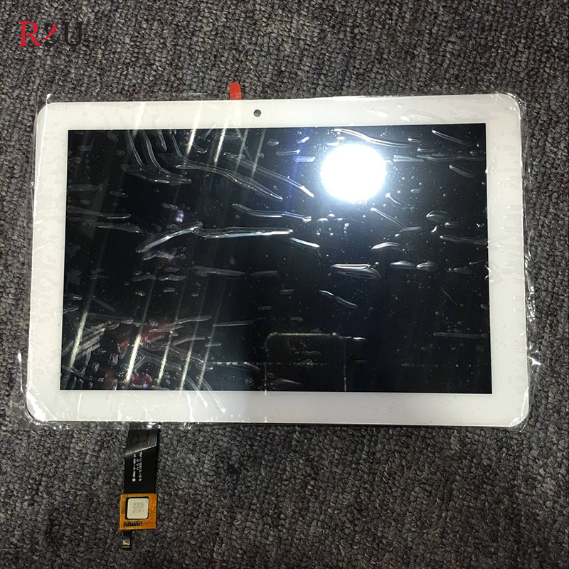 B101UAN01.7 10.1 Lcd Display Screen Touch Screen Panel Digitizer Sensor Glass assembly replacement for Acer Iconia Tab A3-A20 yihui for acer iconia tab 8 b1 810 lcd display screen panel touch screen digitizer sensor glass assembly