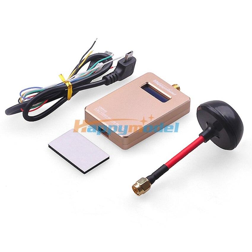 Récepteur vidéo VMR40 5.8G 40Ch sans fil FPV avec Support d'antenne téléphone portable et tablette PC pour Mini quadrirotor FPV